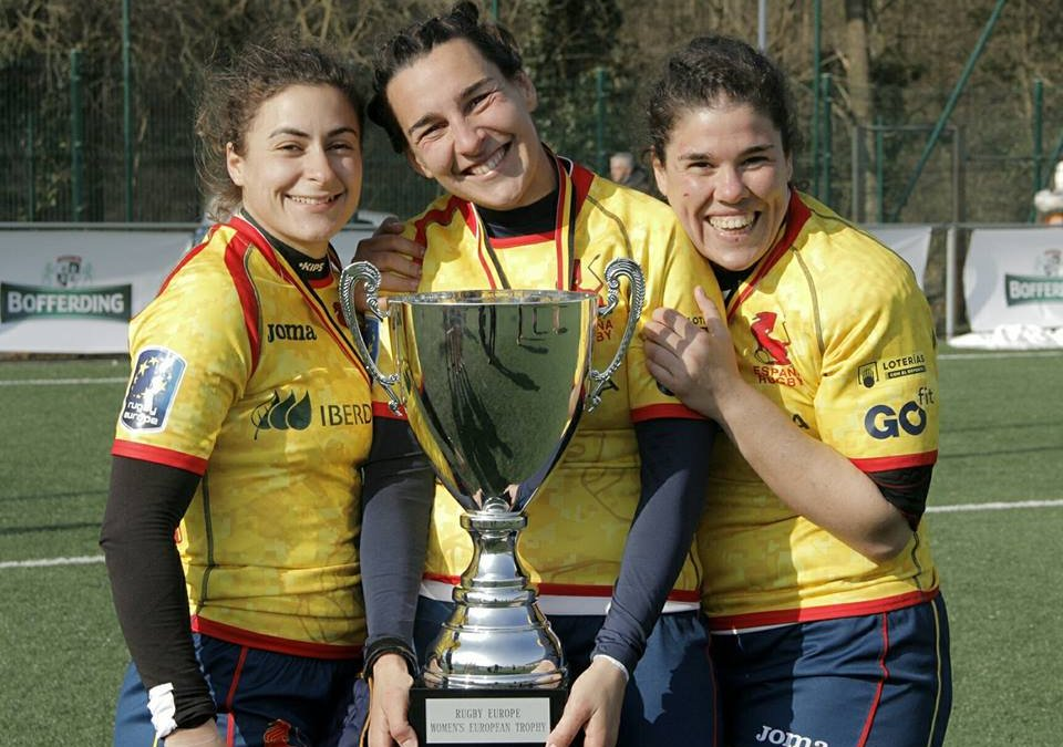 ESPAÑA CAMPIONA DE EUROPA DE RUGBY