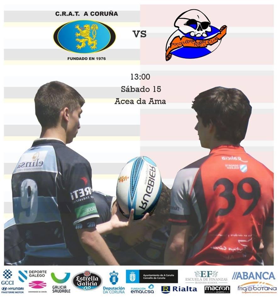 CRAT vs Pontevedra